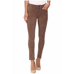 Joe's Jeans Flawless THE ICON Faux Suede Skinny 27
